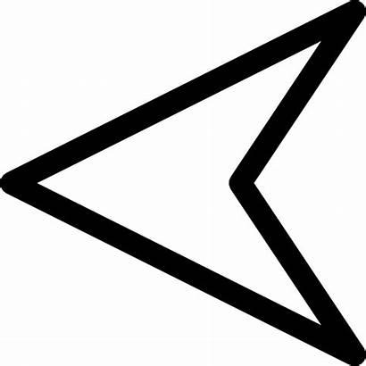 North Arrow Symbol Clipart Clip Icon