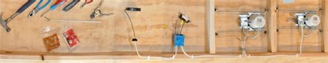 Wiring Recessed Lights by How To Wire Recessed Lighting Tabletop Walk Through