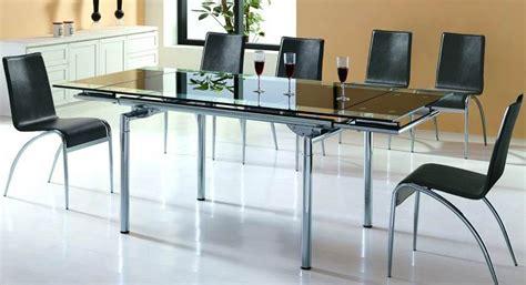 latest glass dining table designs tafreeh mela