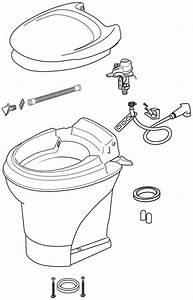 Toilet Repair  Toilet Repair Diagram