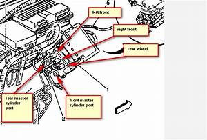2000 Gmc Sierra Brake Line Diagram