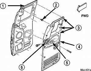 Looking For A Diagram For The Ext Cab Doors On A 2001