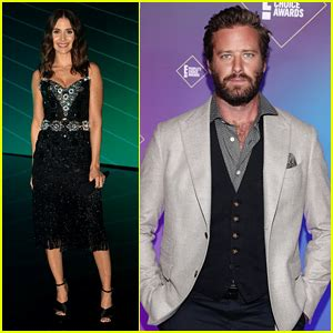 Armie Hammer Photos, News and Videos   Just Jared
