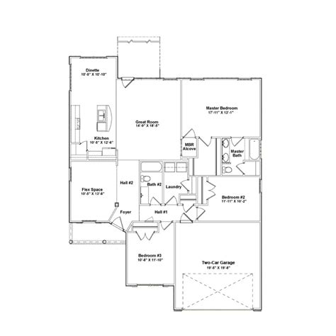 Mungo Homes Mckenna Floor Plan by 1675 Sq Ft Home For 0 A Month 123 My New Home