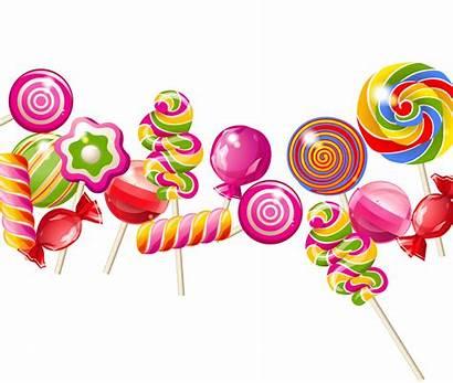 Candy Transparent Clipart Sweet Lollipop Sweets Clip