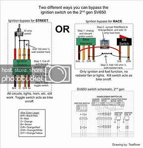 U0026 39 06 Sv650 Track Conversion - Page 15