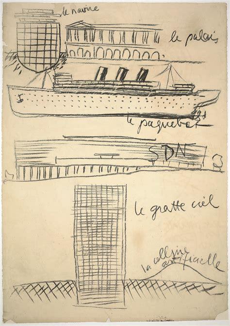 gallery  le corbusier ideas  forms
