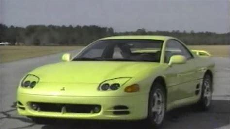 1994 Mitsubishi 3000gt Vr4 by 187 1994 Mitsubishi 3000gt Vr4 Test Drive
