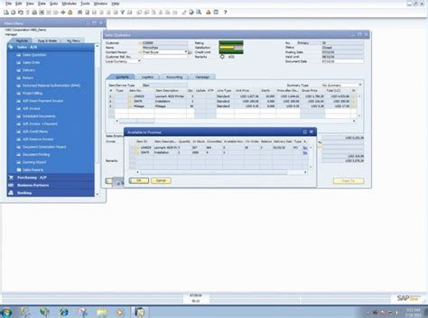 sap erp core finance software  pricing features demo