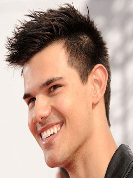 winter fashion taylor lautner hairstyles