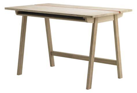 bureau 70 cm bureau landa l 120 cm 120 x 70 5 cm chêne naturel alki