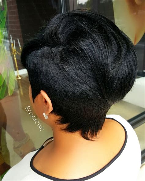 quick weave style pixie haircuts quick weave
