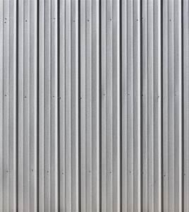 Corrugated Aluminum Texture - 14Textures