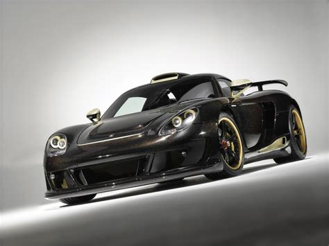 2007 Gemballa Carrera Mirage Gt Pictures History Value