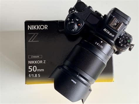 nikon lenses reviews new nikon z 50mm f 1 8 s lens review and comparison with