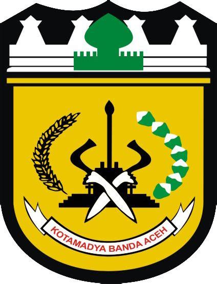 daftar lambang kota  indonesia wikipedia bahasa