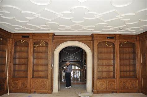 tudor ceiling love the quatrefoil ceiling detail tudor for pinterest