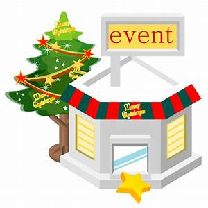 Christmas event store Icon | Santa Iconset | mid-nights