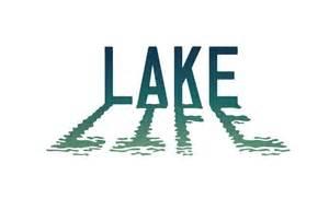 Lake Life Decal Logo