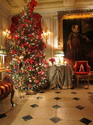 english country christmas images  pinterest