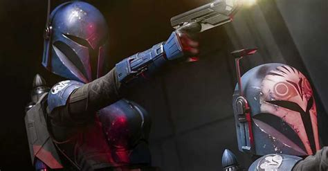 THE MANDALORIAN: Sasha Banks On Her STAR WARS Debut ...