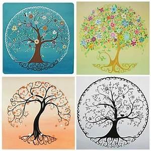 Art De Vie : les 25 meilleures id es de la cat gorie tatouage arbre de ~ Zukunftsfamilie.com Idées de Décoration