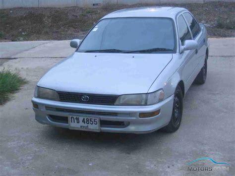 Toyota Corolla (1995) Motorscoth