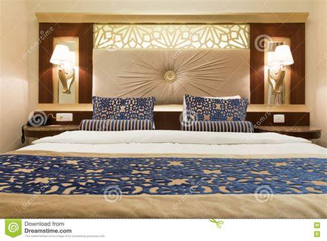 chambre d h 244 tel de luxe avec la chambre 224 coucher confortable et le d 233 cor moderne photo