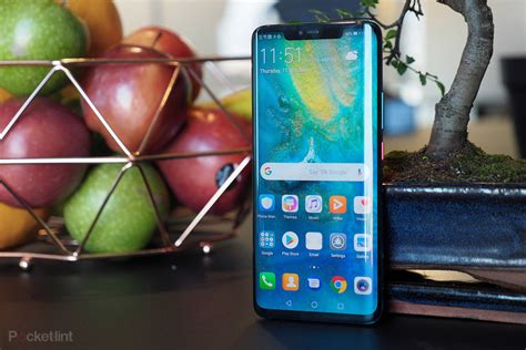 huawei mate  pro review pocket lint