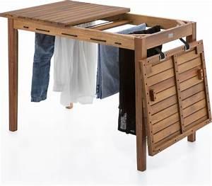Wäscheständer Für Draußen : premio living balkontisch m w schest nder gartentisch ~ Michelbontemps.com Haus und Dekorationen