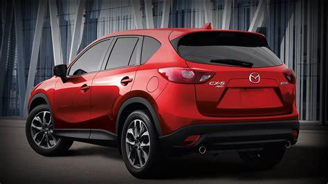 2016 Mazda Cx-5 Crossover Suv