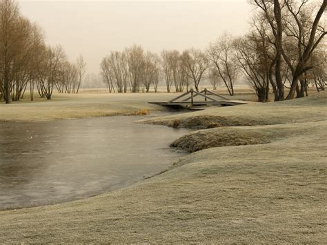 golf course winter uploaded