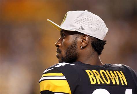 Steelers' Antonio Brown Addresses Controversy