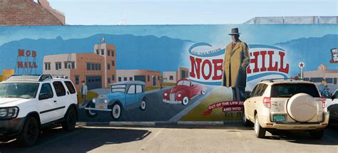 Nob Hill Delivery by Nob Hill Marks 100th Anniversary 187 Albuquerque Journal