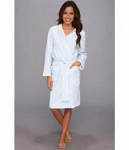 lyst carole hochman tiles short robe With robe carole