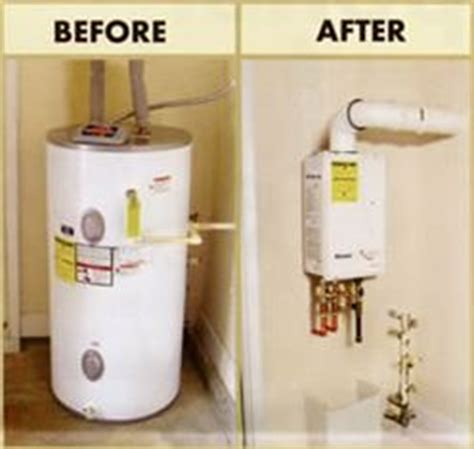 Tankless Or Demand Water Heater  Comparison Of Different