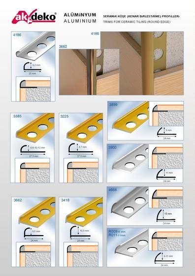 Tile Edge Trim by Aluminium Tile Trim Tile Edging Trim Tile Edge Trim Id
