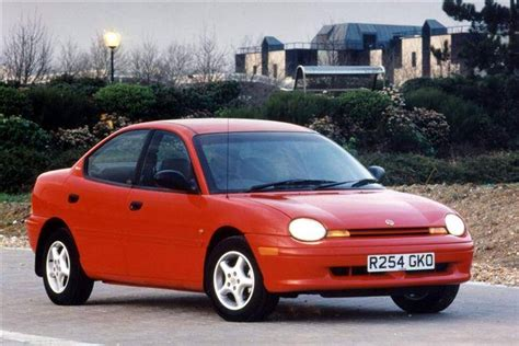 Chrysler Neon by Chrysler Neon 1996 1999 Used Car Review Car Review