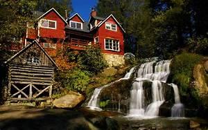 Hd, Wallpaper, Waterfall, Download