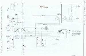 1972 Buick Instrument Panel Indicator Lights Wiring