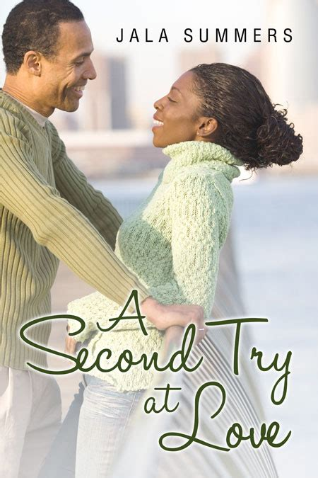 Second Try Love Jala Summers Book Cover Designed
