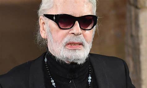 « Fatigué », Karl Lagerfeld absent du premier défilé haute ...
