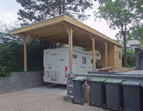 Voordelige Camper Carports In Alle Afmetingen