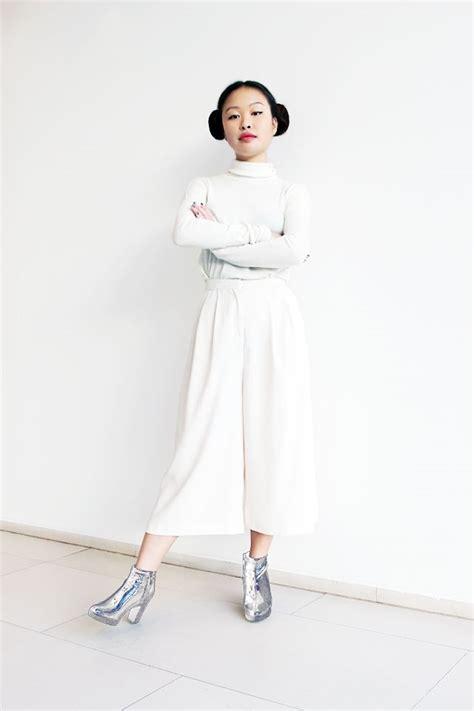 prinzessin leia kostüm prinzessin leia styling s fashion in 2019