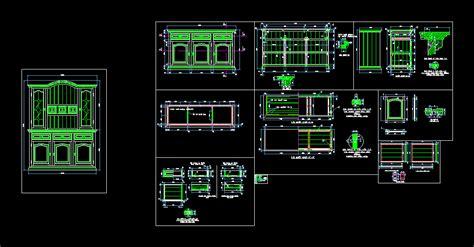 furniture details  autocad cad   kb