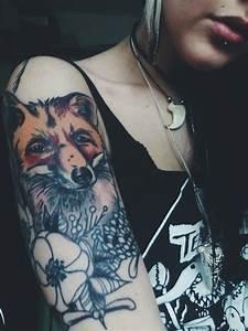 (33) fox tattoo | Tumblr | Tattoos are beautiful ...