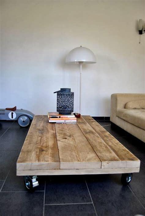 emejing fabriquer une table de stunning comment faire une table de salon de jardin avec