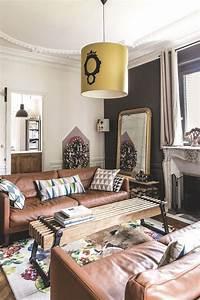 les 25 meilleures idees de la categorie canape marron With nice couleur chaleureuse pour salon 2 les 25 meilleures idees de la categorie couleurs de