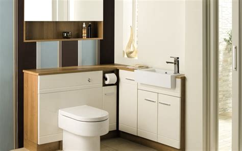 fitted bathroom furniture ideas stylish fitted bathroom furniture