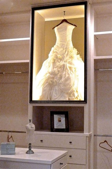 wedding dress in a box 30 ways to display your wedding dress and accessories
